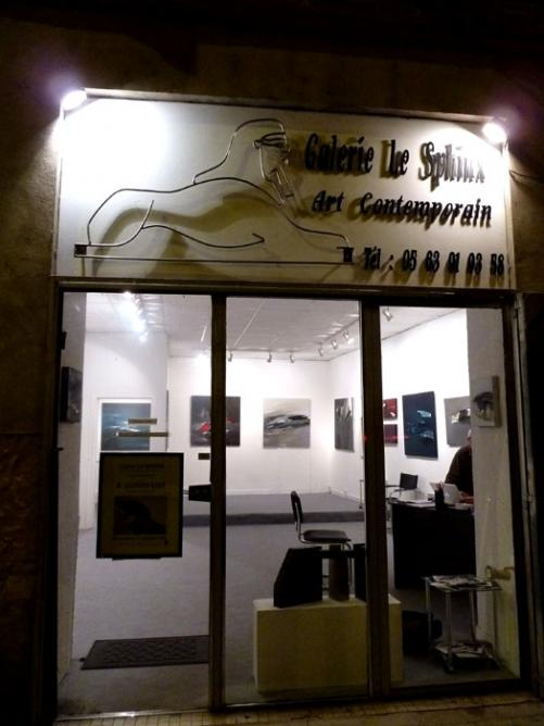 Galerie Le Sphinx- Montauban - 82 vue 1